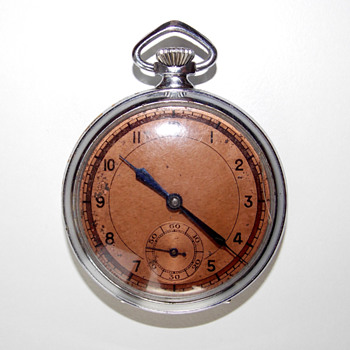 1930/1940s German pocket watch