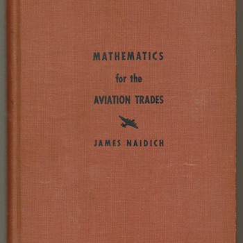 "1942 - ""Mathematics for the Aviation Trades"""