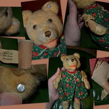 Steiff Mystery Bear? - Dolls