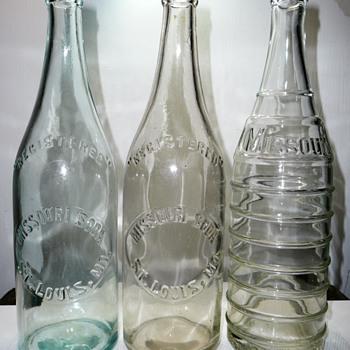 Missouri Bottling Company - Bottles