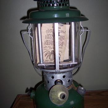 Akron gas lantern - Lamps