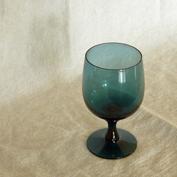 Blue/Turquoise Goblet