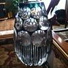 Val St Lambert vase - 1930's