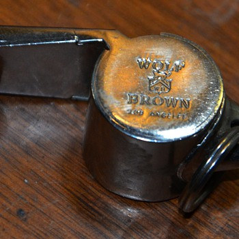 THE ACME THUNDERER - Very loud whistle