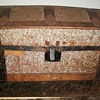 1800's steamer trunk