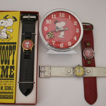 Snoopy Collection - Wristwatches