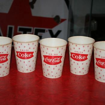 coca cola cups - Coca-Cola