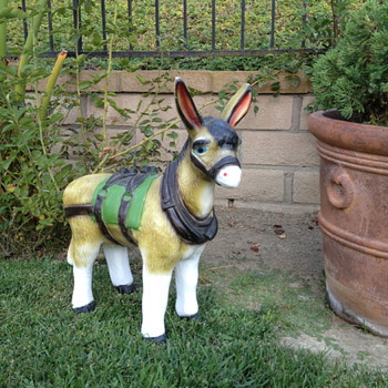 My Lawn Burro - Animals