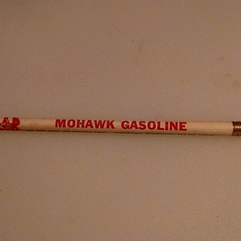 Mohawk Gasoline 1959 San Francisco Giants Game Schedule Pencil - Value, Info? - Baseball