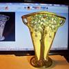 "Vintage Weller Pottery Company ""Fan Vase""?"