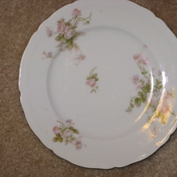 Bread plate? Tea cup plate? Help!!!