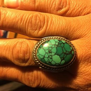 Turquoise Ring Origin