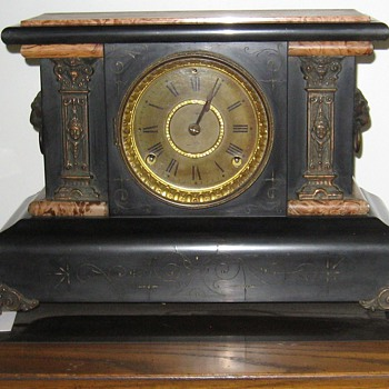 Seth Thomas Family Clock
