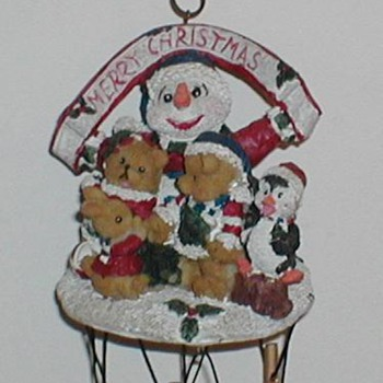 Christmas Windchime - Christmas