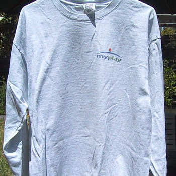 myplay launch shirt, 10/99