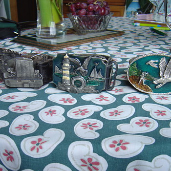 belt buckles - Accessories