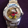 Newer...But neat Mickey Wrist Watch