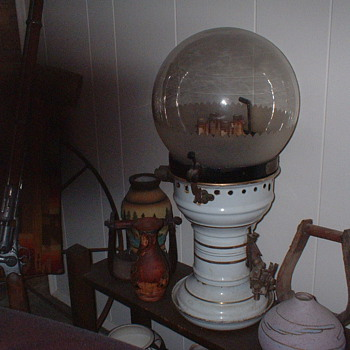 Bridge Gas Light - Lamps