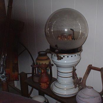 Bridge Gas Light - Lamps