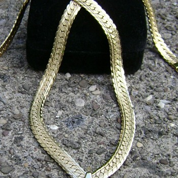 Napier Serpentine Necklace