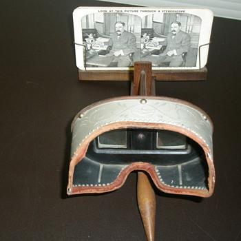 1904 Stereoscope