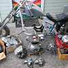1966 kawasaki w650 chopper  frame# w1f-01000 engine# w1e-2020
