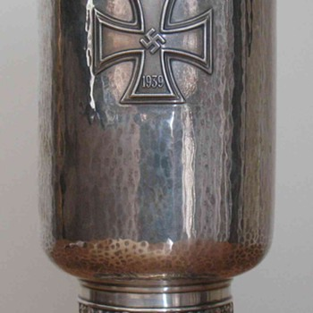 Luftwaffe Honor Goblet - Military and Wartime