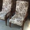 Mid century australian fler sc58 chairs