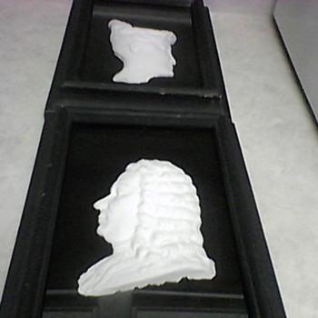 SHADOW BOX PORTRAITS