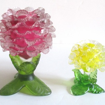LOETZ EARLY FLORIFORMS.  - Art Glass