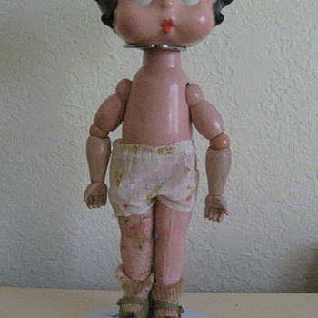 My Betty Boop doll - Dolls