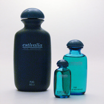 Bottles for ESTIVALIA, André Ricard (1973) - dedicated to miKKOChristmas