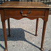 Antiques and Collectibles - unique ideals # 8 - BAKER FURNITURE (a collector's choice No. 1602 Table).