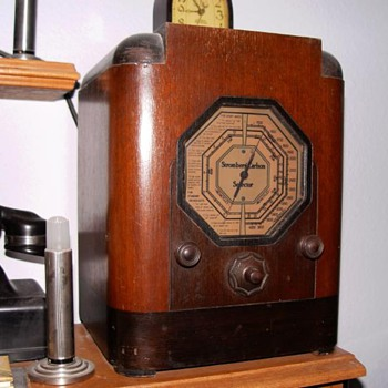 Stromberg Carlson Model 69 Shortwave Converter Radio - Radios