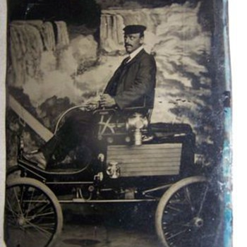 19th century automobile