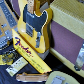 Fender 1953 Guitar &amp; Amplifier Collection - Guitars