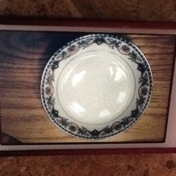 Limoges China made for macys.  - China and Dinnerware