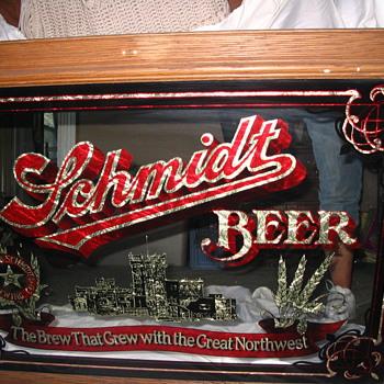 schmidt mirror - Breweriana