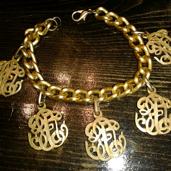 Made in italy charm bracelet - Costume Jewelry