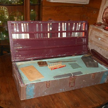 The Ultimate Vintage Chemistry Set - Toys