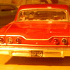 Screw Bottom '63 Impala built model.  Looks real...because I didn't build it.