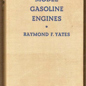 """1942 - """"Model Gasoline Engines"""""""