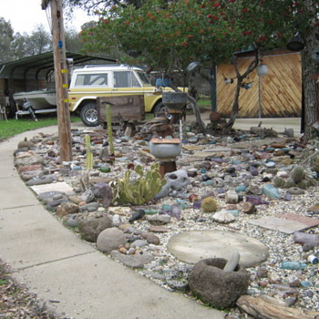 ROCK GARDEN - Native American