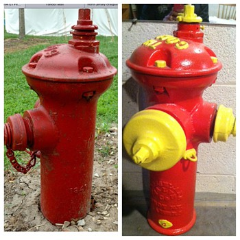 'THE COREY' Fire Hydrant