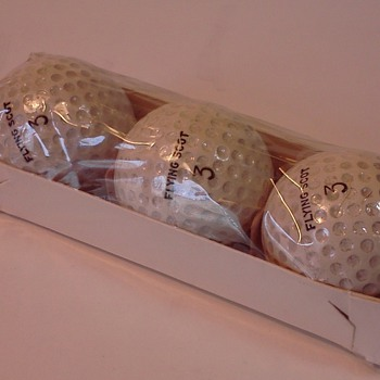 "Tommy Armour ""Flying Scot"" Signature Golf Balls"