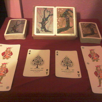 Fournier Playing Cards - Cards