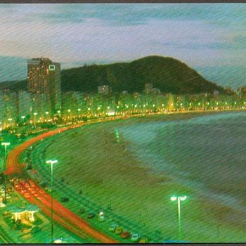 1988 - Rio de Janeiro, Brazil Postcards - Postcards