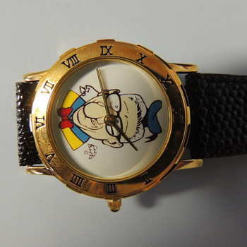 CARL BANKS WRISTWATCH - Wristwatches