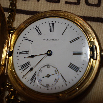 Womens Waltham - Pocket Watches