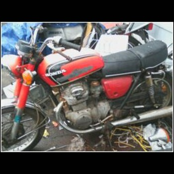 1971 Honda cbr 350 - Motorcycles